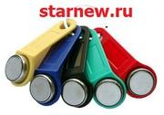 Наши ключи открывают до 100% домофонов,  в зависимости от района Москвы
