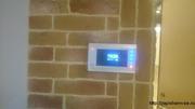Монтаж видеонаблюдения и запирающих устройств + оборудование!